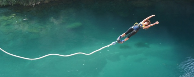 Bungee Jump - New Zealand